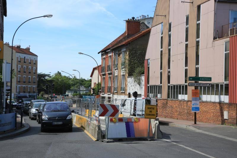 Travaux boulevard de cr teil site officiel de saint maur for Comboulevard de creteil saint maur